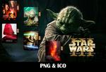 Folder Icon Star Wars Episode III