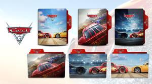 Cars 3 Folder Icon