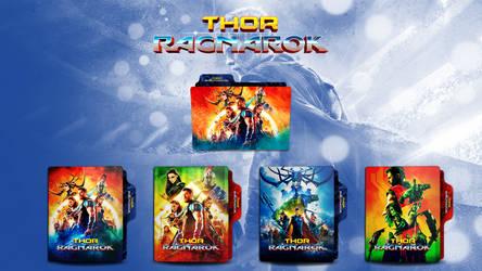 Thor Ragnarok Folder Icon by faelpessoal