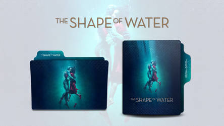 The Shape of Water Folder Icon by faelpessoal
