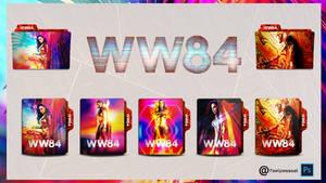 Wonder Woman 1984 Folder Icon