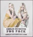 EMILIE DE RAVIN PNG PACK   ASSJAY