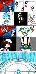 Cheater Nuzlocke pg. 7 by Calochortusalbus
