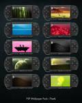 PSP Wallpaper Pack