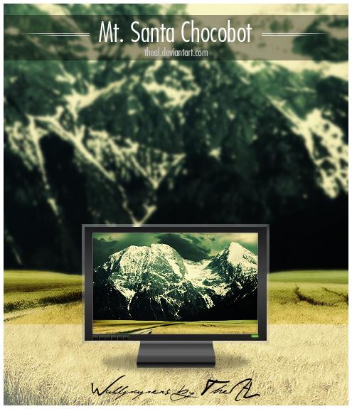 Mt. Santa Chocobot 2.0