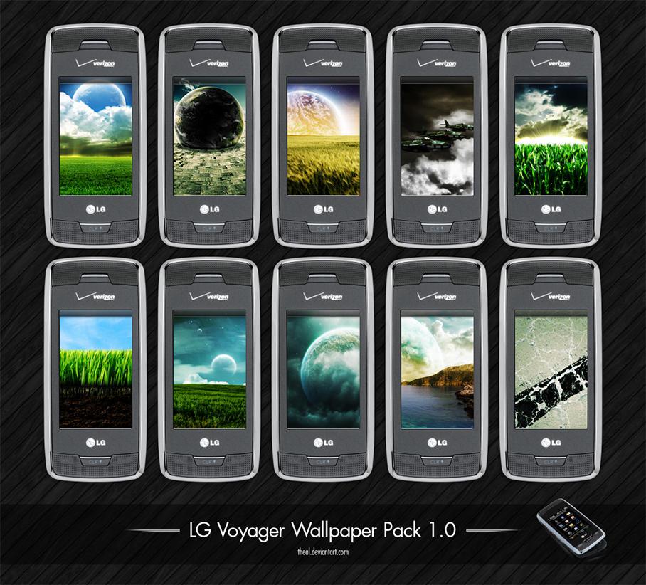 lg voyager wallpaper