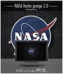 NASA Vector grunge 2.0