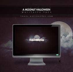 A Moonlit Halloween