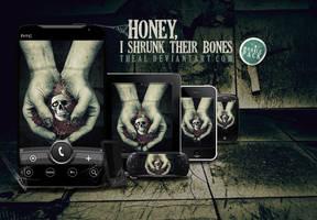 Honey, I shrunk their bones