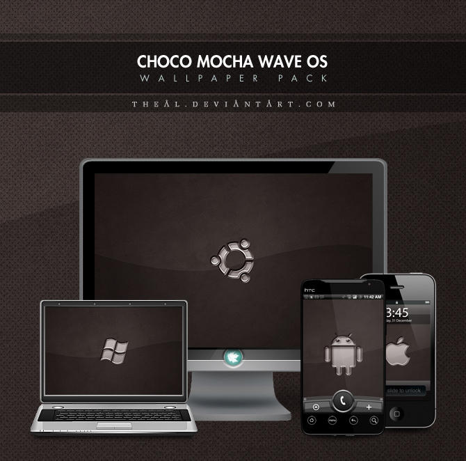 Choco Mocha Wave OS by TheAL