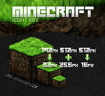 Minecraft Dock Icon by TheAL