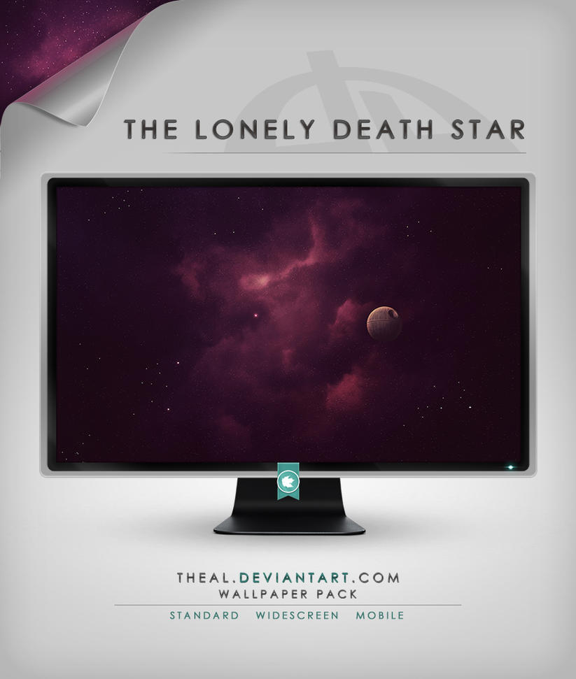 The Lonely Death Star I By TheAL