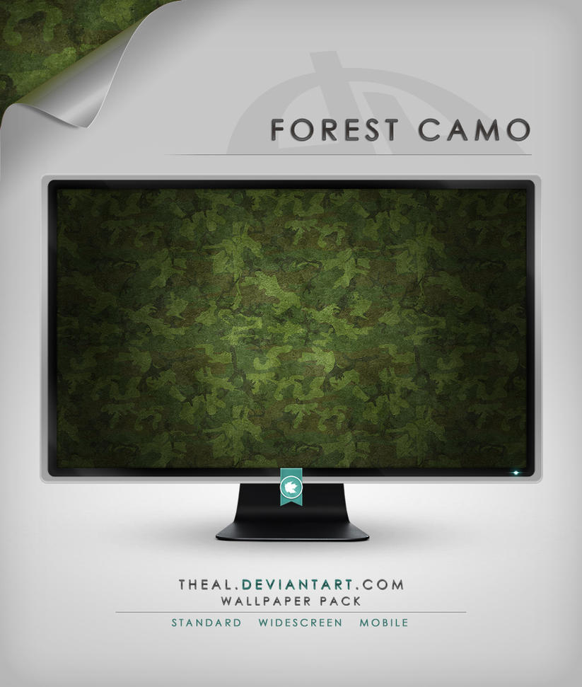 Forest Camo by TheAL
