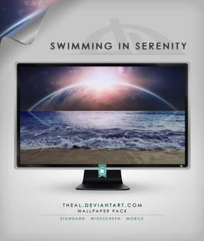 Swimming inside Serenity