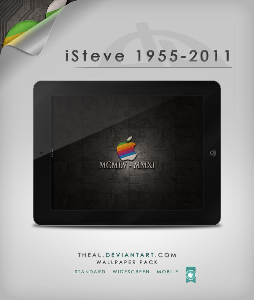 iSteve 1955-2011 by TheAL