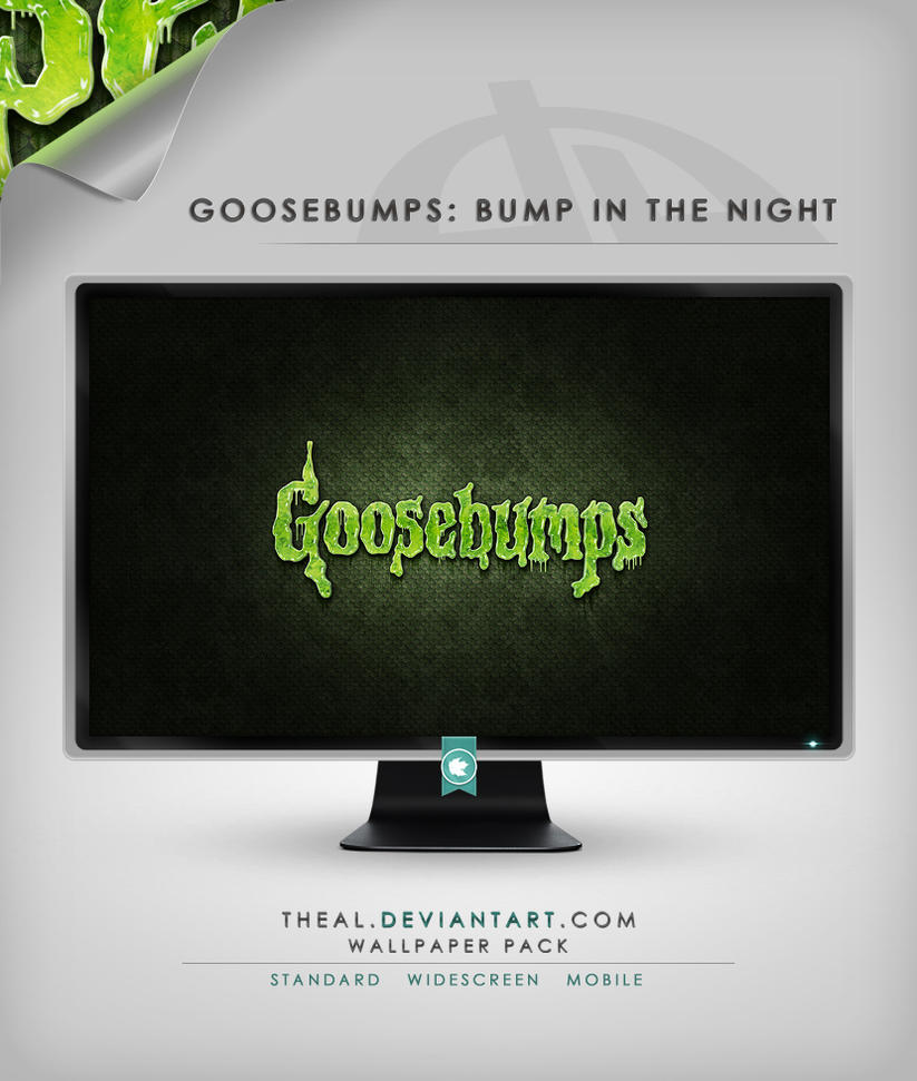 Goosebumps: Bump in the Night by TheAL
