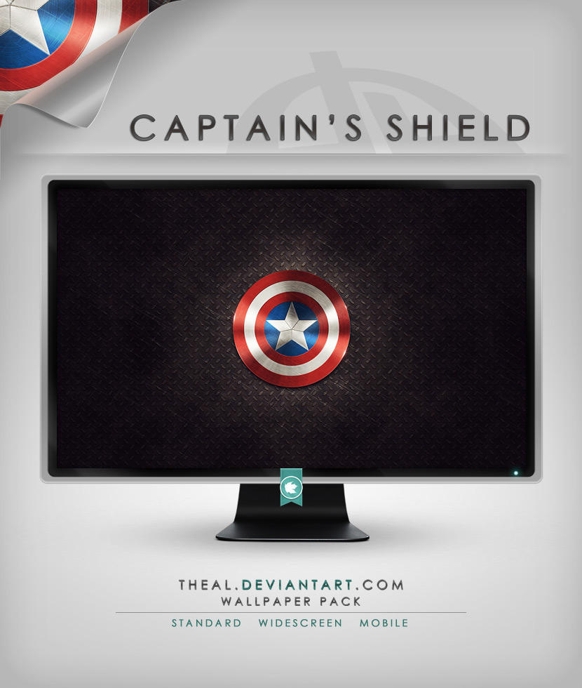 Captain's Shield by TheAL