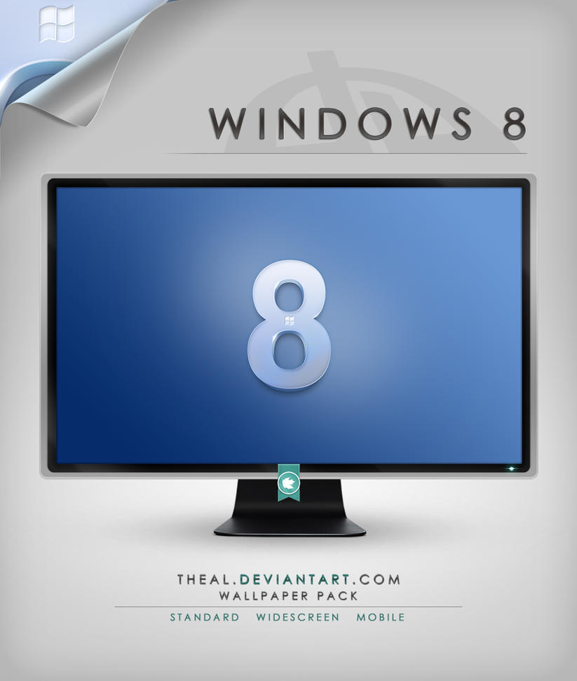 Windows 8 by TheAL