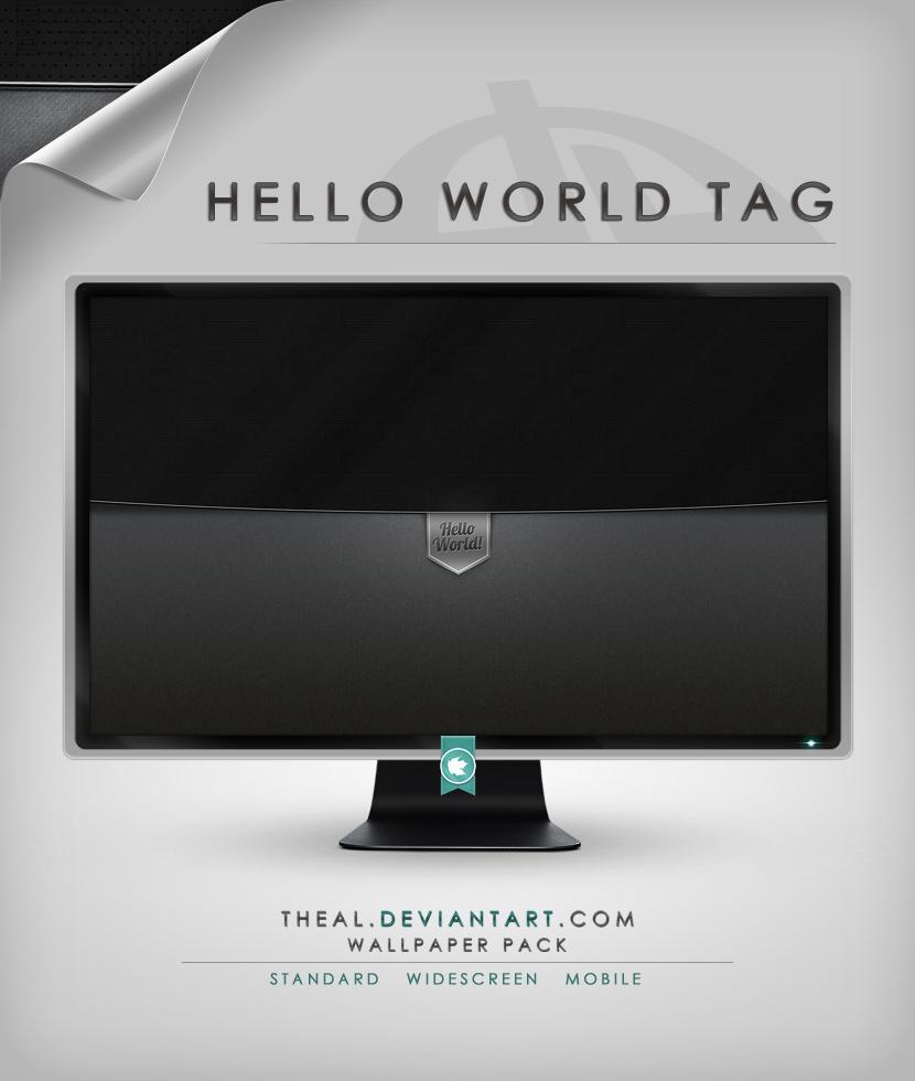 Hello World Tag