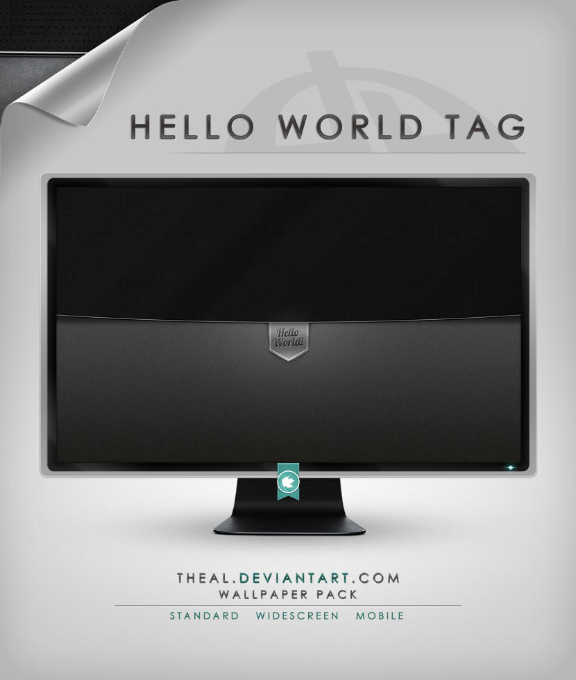 Hello World Tag by TheAL