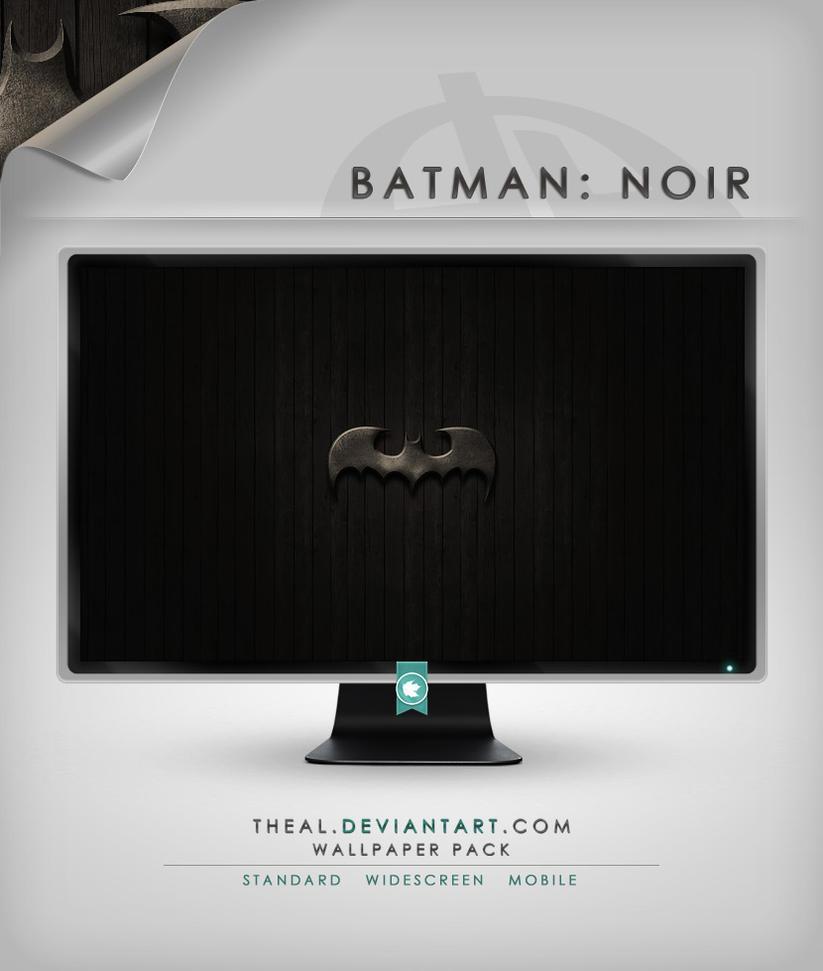 Batman: Noir by TheAL