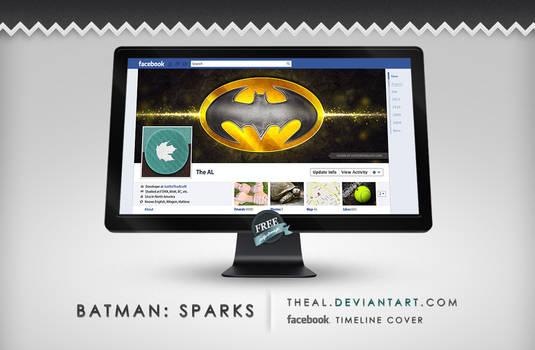 Batman Sparks Timeline Cover