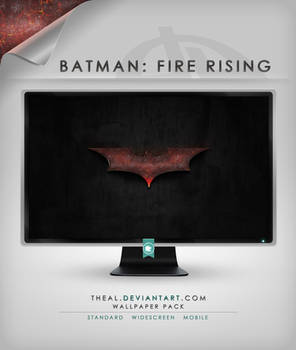 Batman: Fire Rising