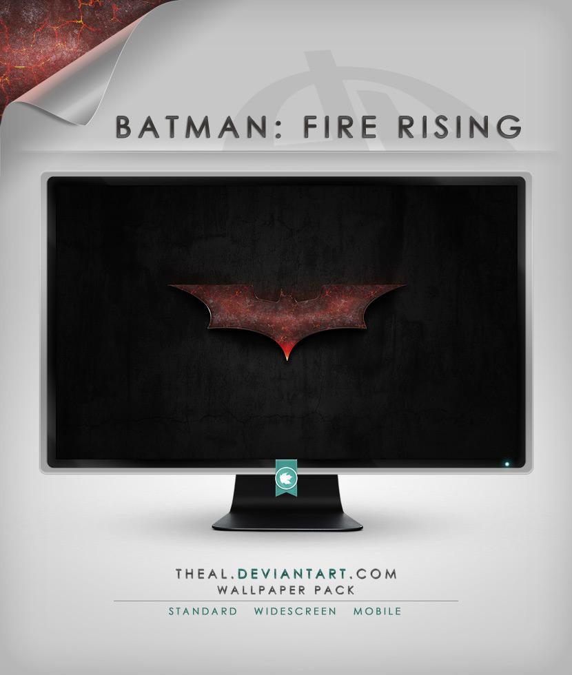 Batman: Fire Rising by TheAL