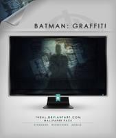 Batman: Graffiti by TheAL