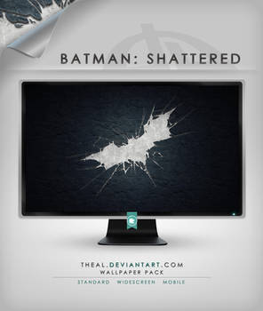Batman: Shattered