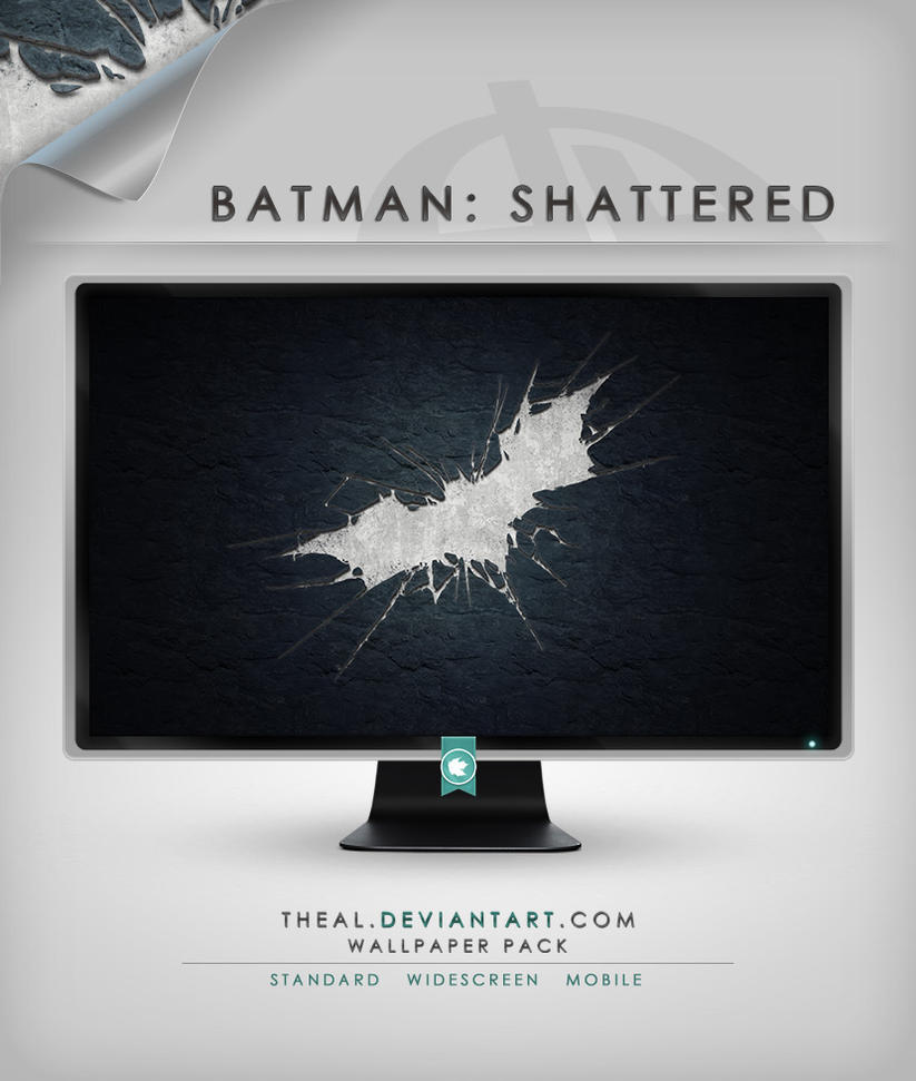 Batman: Shattered HD wallpaper