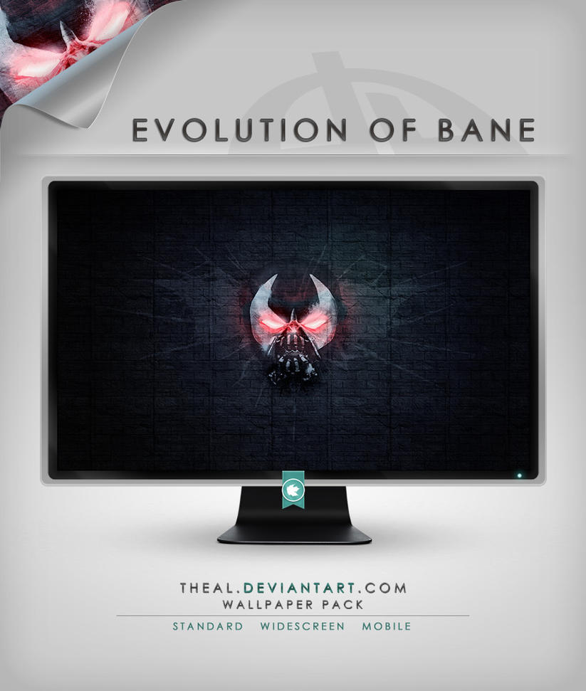 Evolution of Bane HD wallpaper