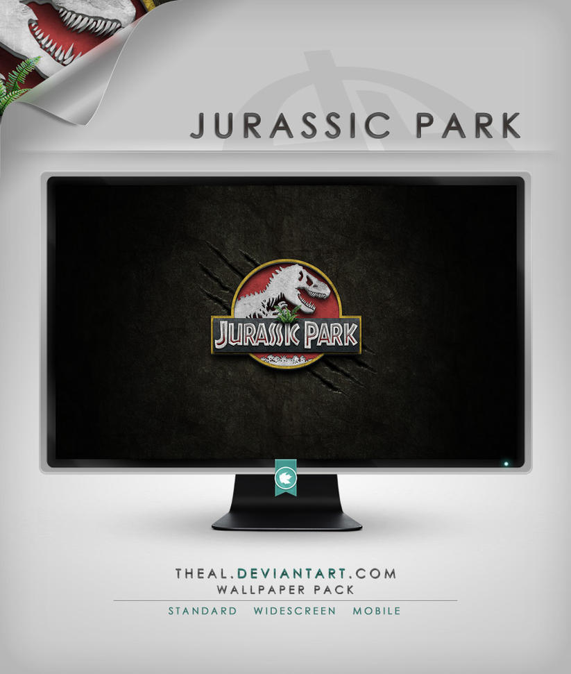 Jurassic Park HD wallpaper