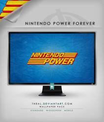 Nintendo Power Forever