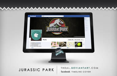 Jurassic Park Timeline Cover