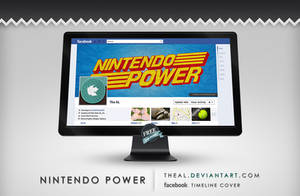 Nintendo Power Timeline Cover