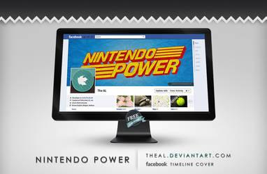 Nintendo Power Timeline Cover