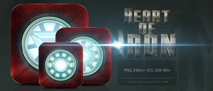 Heart of Iron Dock Icons