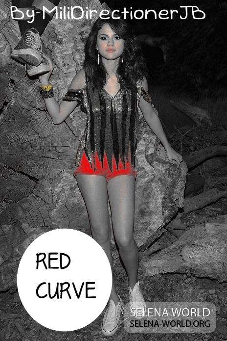 Redcurveee by MiliDirectionerJB
