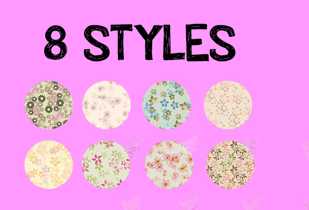 Styles florales by MiliDirectionerJB