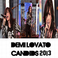 Demi Lovato Candid by MiliDirectionerJB