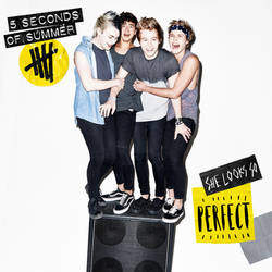 She Looks So Perfect EP by MiliDirectionerJB