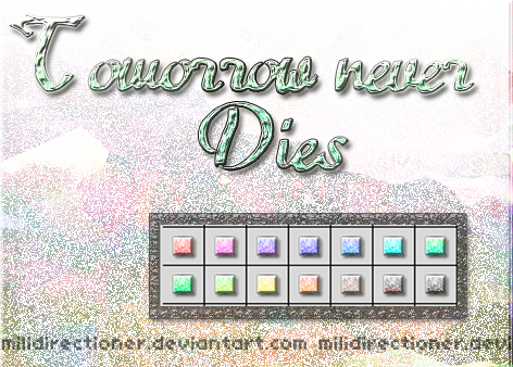 Tomorrow Never Dies [STYLES] by MiliDirectionerJB