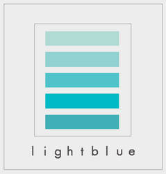 Light Blue /// switches by MiliDirectionerJB
