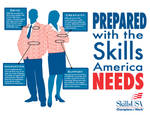 Poster Design for SkillsUSA