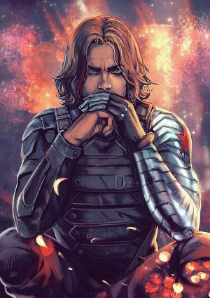 Its All your fault  (Bucky X Reader) by arianajh8 on DeviantArt