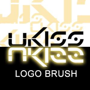 U-KISS LOGO BRUSH by Hokuto-sama