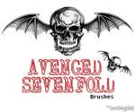 Avenged Sevenfold Brushes