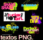 PNG.textos'one
