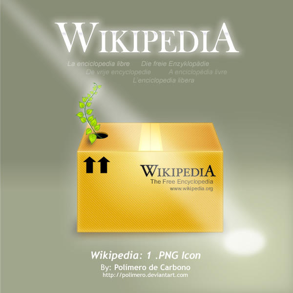 Wikipedia by polimero
